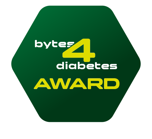 bytes4diabetes award logo